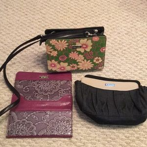 NWOT Miche Crossbody Purse with 2 Outside Covers